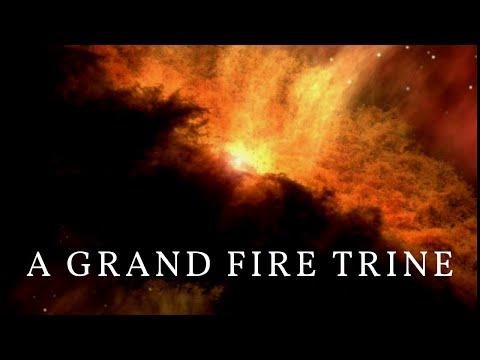 Grand Fire Trine: A Spiritual Staying Power