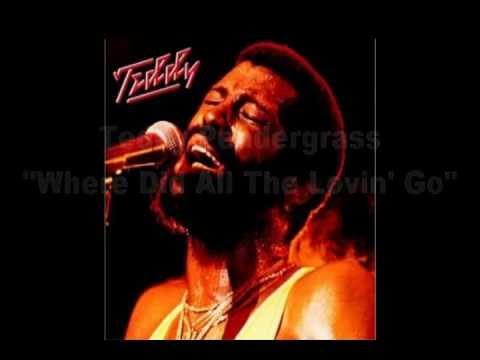Teddy Pendergrass - Where Did All The Lovin' Go