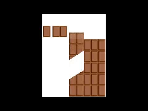 Как бесконечно есть шоколад