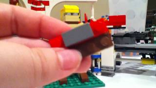 Lego Clash of Clans MOC. The Barbarian Episode 1