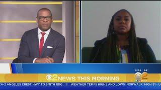Lora King, Daughter Of Rodney King, Talks George Floyd Protest
