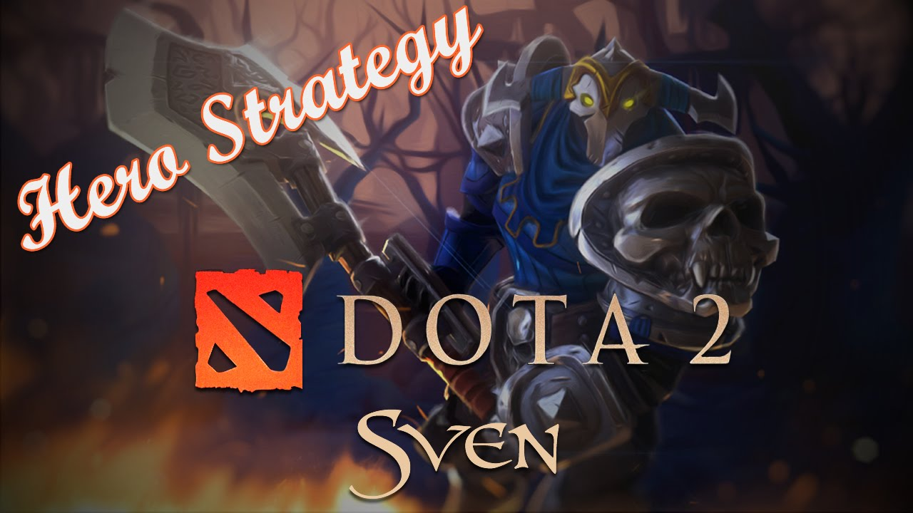 sven dota 2 guide indonesia