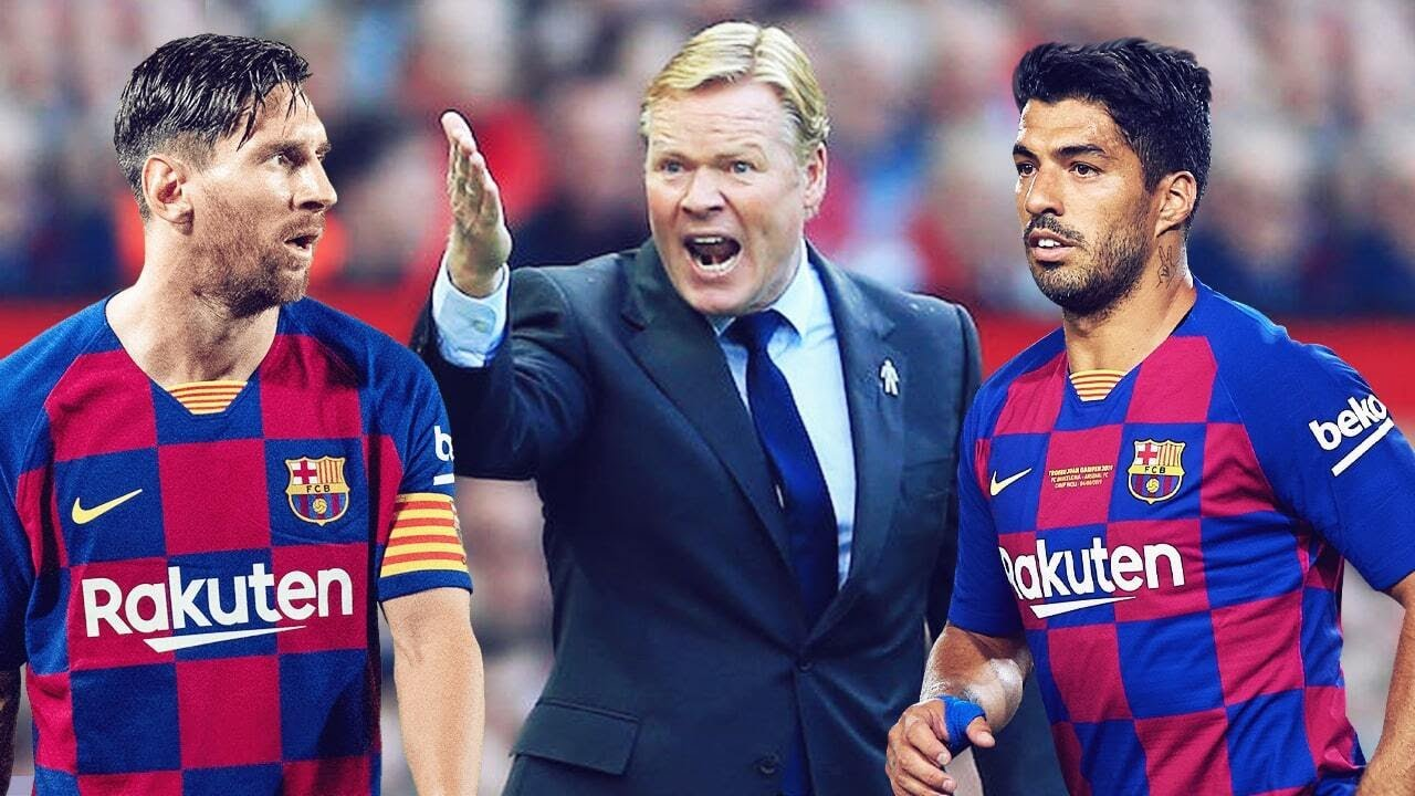 Messi wants to leave the club, a new coach is arriving: FC Barcelona is in total chaos | Oh My Goal