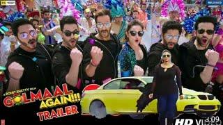 Golmaal Again   official trailer   Releasing-20th-october   Diwali   Rohit shetty   Ajay devgn
