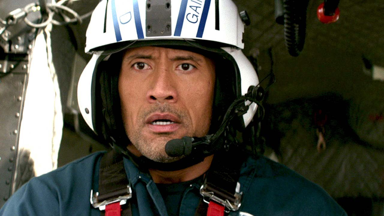 Andreas Johnson: SAN ANDREAS Movie Trailer (Dwayne Johnson
