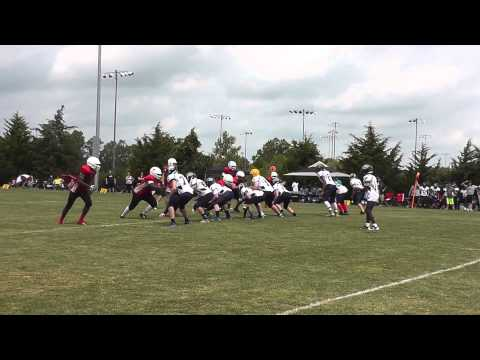 GAME 2 - BLUE SPRINGS FALCONS VS CHESTERFIELD BEARS - SHOW ME STATE GAMES
