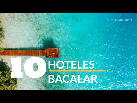 Top 10 Hoteles en Bacalar