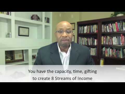 8 Income Streams by Robert Watkins of Conquer Worldwide