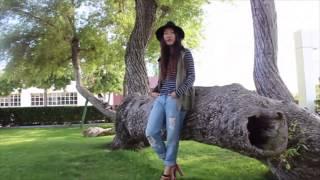видео Как правильно носить джинсы бойфренды