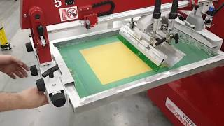 Customized Anatol Vector Automatic Screen Printing Press