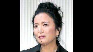 女優の池上季実子(59)が8日、自身のブログを更新し、昨年末に所属...