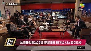 Debo decir de Luis Novaresio completo HD - 22/04/18