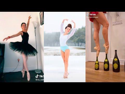Ballet Dancers TikTok Funny Videos Compilation of January 2021 #ballet
