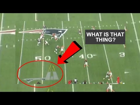 What Is That Logo On The Patriots Field (and much more about it)