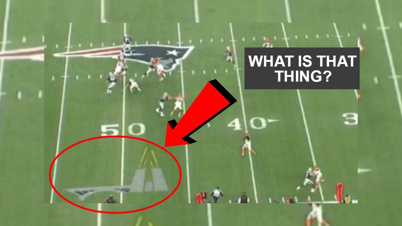What Is That Logo On The Patriots Field And Much More About It Youtube