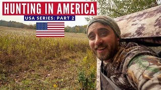 Is Hunting For Meat Ethical? USA | Brits in America Part 2