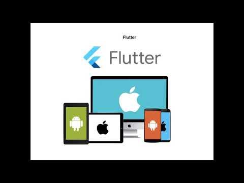 @1 Flutter သင်ခန်းစာ (What Is Flutter)