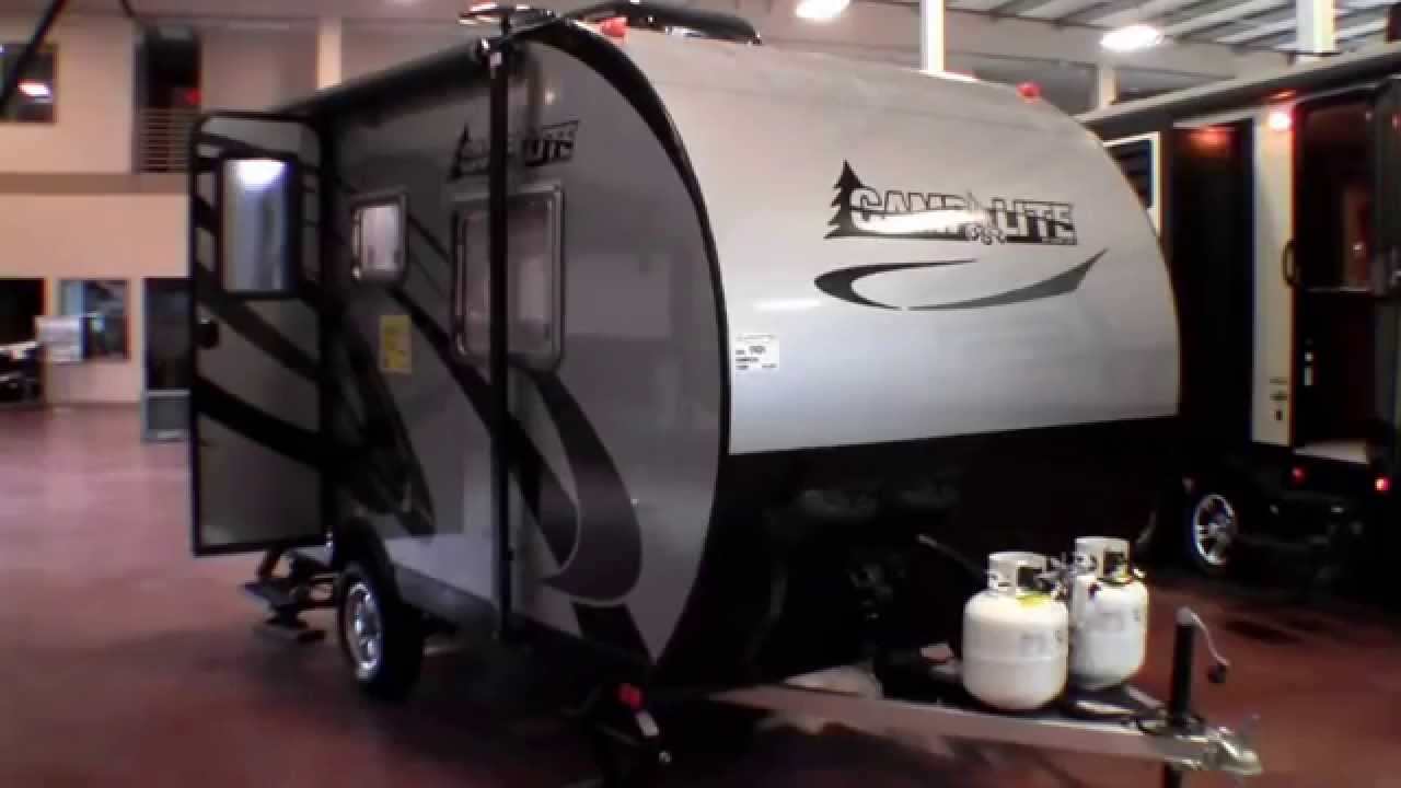 2015 Livin' Lite Camplite 13QBB travel trailer only 2,350 Pounds!