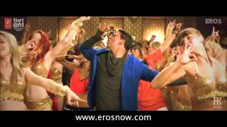 Copycat-khiladi 786 Hookah Bar Song is Copied from Turn Up the Music by Chris Brown