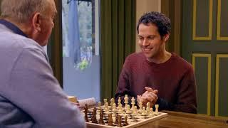 Victor Mids leert je een slimme schaaktruc!