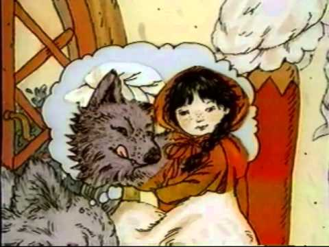 Golden Fairy Tale Classics - Little Red Riding Hood