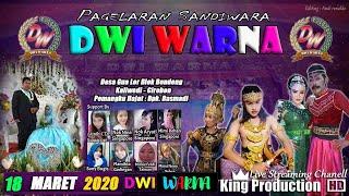 Live Sandiwara DWI WARNA Di Desa Guwa Lor Kaliwedi Cirebon Bagian Malam