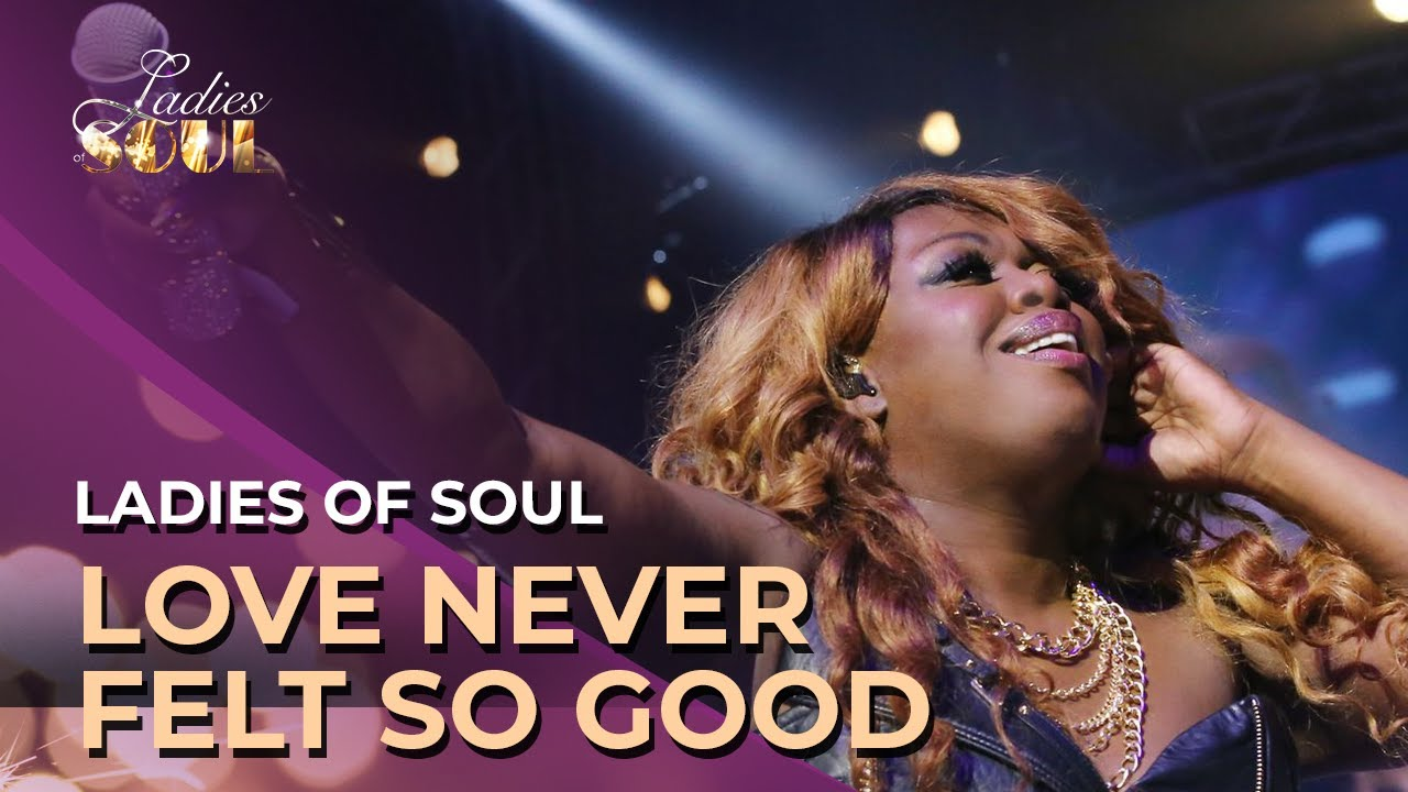 Ladies Of Soul Love Never Felt So Good Live At The Ziggo