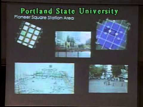 Urban Design Concepts for the Transit Mall
