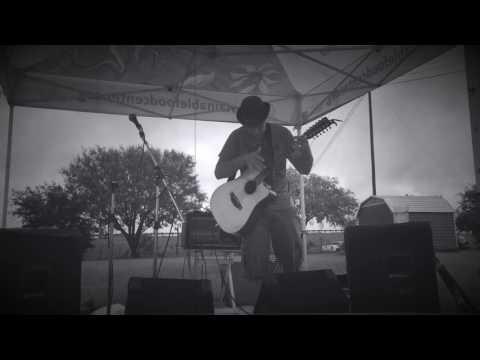 Darrin Kobetich - 4 June 2016 - Sunset Valley Farmers Market, Austin TX