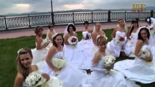 Парад Невест в Озёрске 2013