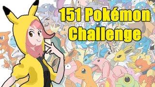 151 Pokémon Naming Challenge! - Tamashii Hiroka