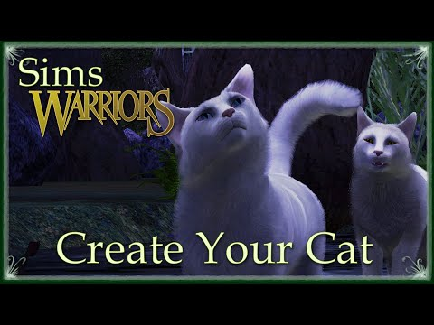 Frozen Hearted Sisters || Sims 3: Warriors Create-Your-Cat #16