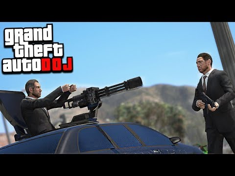 GTA 5 Roleplay - DOJ 31 - Protect The VIP