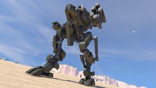 Halo Mantis - Space Engineers