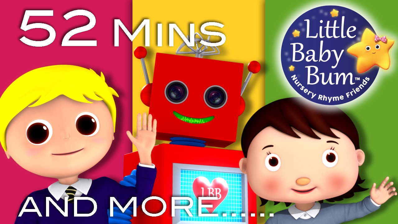 Little Baby Bum Hello Song Nursery Rhymes For Babies