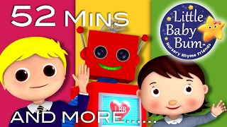 Learn with Little Baby Bum | Hello Song | Nursery Rhymes for Babies | Songs for Kids