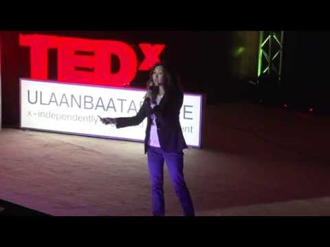 Country dwellers and city dwellers | Tuya Shagdar | TEDxUlaanbaatar
