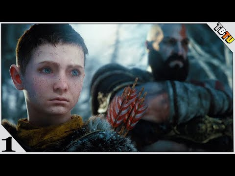 God Of War 2018 Gameplay Part 1 First Hour Of God Of War Ps4 Pro