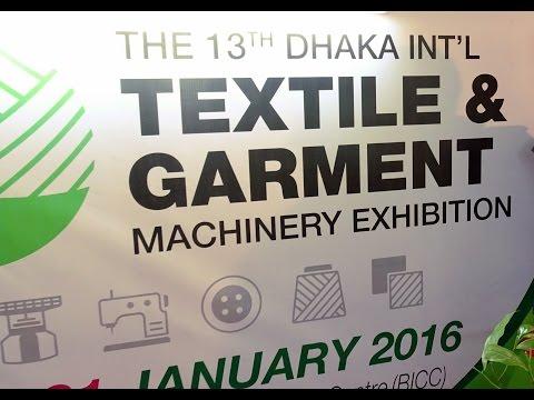 Garment & textile machinery expo