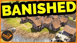 BUILDING THE TOWN | Banished (Part 1)