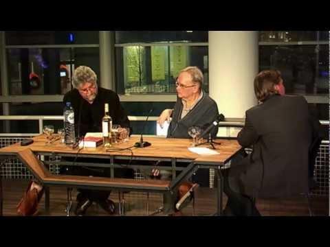 Etienne van Heerden bij Writers Unlimited 'The Series' (24 februari 2012)