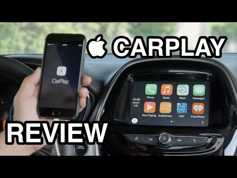 Apple CarPlay Review! iOS on Your Dashboard!
