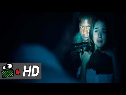 Dad Catches The Homeless Guy Scene||The Purge (2013)--MR.CLIPPER