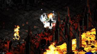 Diablo 2 Poison Necro Vs Chaos Sanctuary - HD