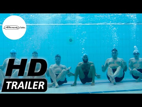 SWIMMING WITH MEN I Ballett in Badehosen I ab 7.6 im Kino I offizieller deutsche Trailer HD