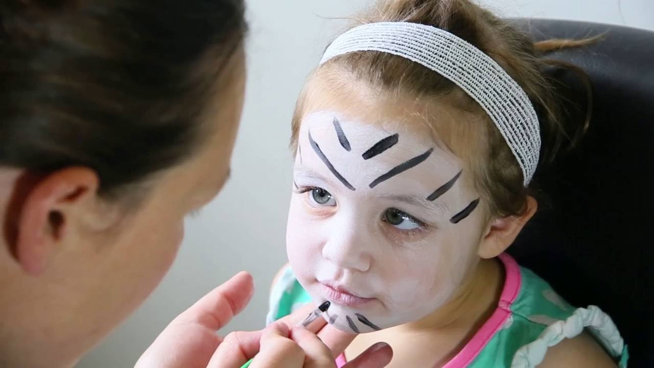 Image result for white face paint
