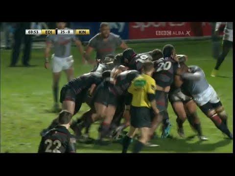 Round 13: Edinburgh Rugby v Southern Kings - Highlights