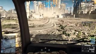 Absurdalne i epickie glicze w Battlefield 4 [tvgry.pl]