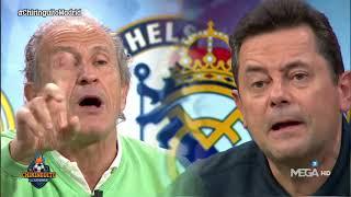 💥Tremendo ZASCA de PETÓN a RONCERO por las CHAMPIONS del REAL MADRID