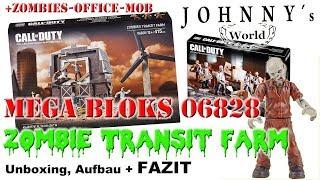 Download Video Mega Bloks 06828 Zombie Transit Farm + DLC01 Zombies Office Mob - Unboxing, Aufau + Fazit deutsch MP3 3GP MP4